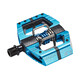 Crankbrothers Mallet Enduro Pedals blue